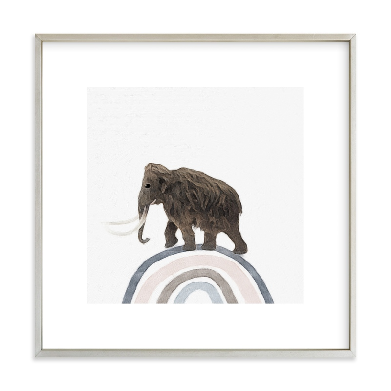 """""""When the sky hugs the earth"""" - Art Print by Maja Cunningham in beautiful frame options and a variety of sizes."""