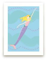 Mermaid into the deep 2