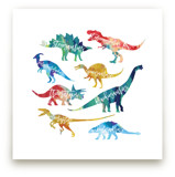 Dinosaurs are Awesome by Holly Whitcomb