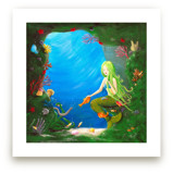 Underwater Friends by Aga