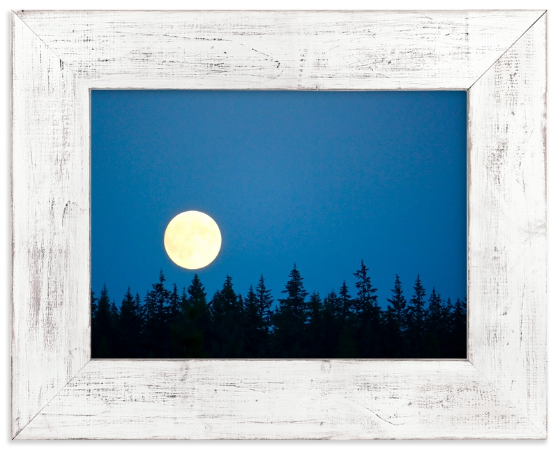 """Goodnight Moon 2"" - Art Print by Jan Kessel in beautiful frame options and a variety of sizes."