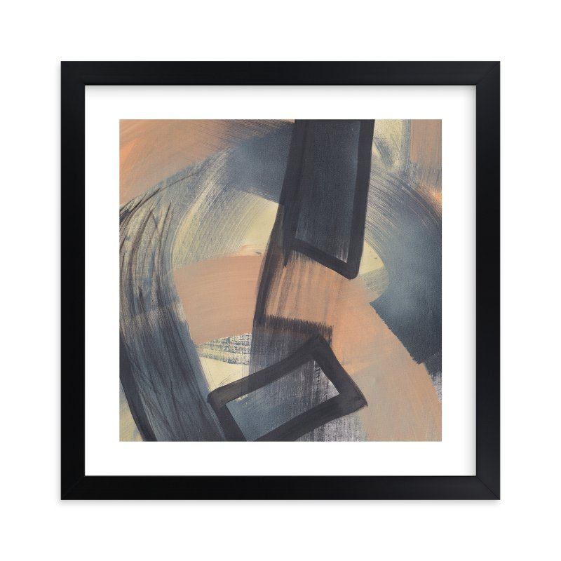"""""""Get Closer To Neutral Series 2"""" - Art Print by Angela Simeone in beautiful frame options and a variety of sizes."""