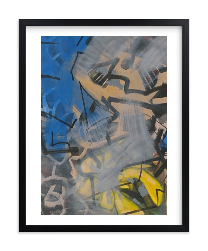 """""""The Definition of Series 3"""" - Art Print by Angela Simeone in beautiful frame options and a variety of sizes."""