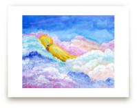A Little Nap by Aga