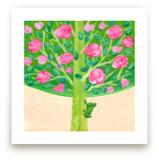 Rose Tree by Aga