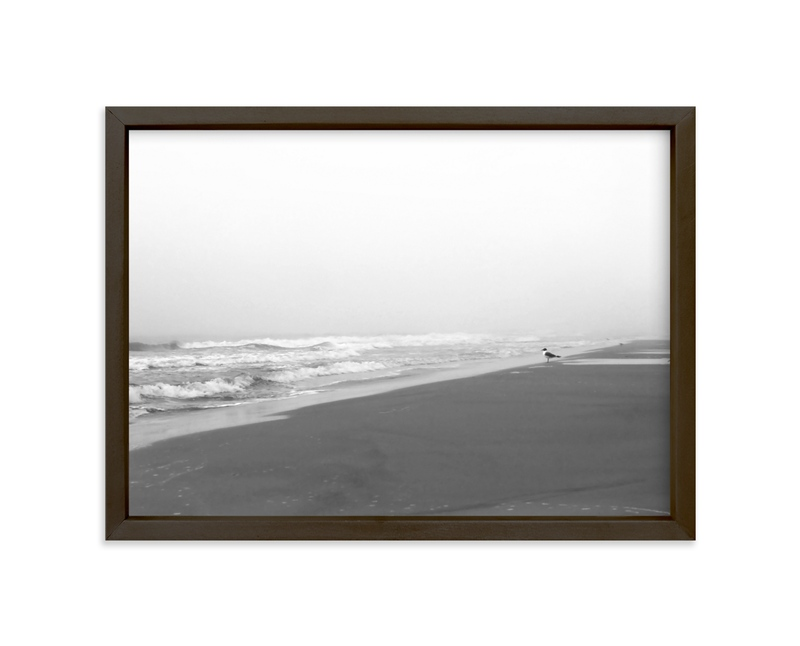 """""""Contemplating"""" - Art Print by Janelle Wourms in beautiful frame options and a variety of sizes."""