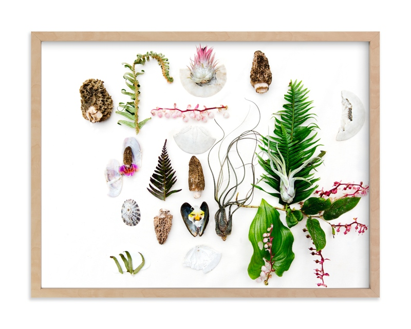 """""""A Love Letter to the Pacific North West """" - Art Print by Theresa Bear in beautiful frame options and a variety of sizes."""