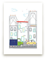 Beep Beep City by Rebecca Marchese