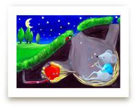 Moonlight Melody by Aga