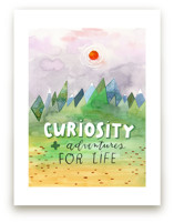 curiosity for life by Kelly Place