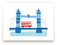 London Bridge by Jessie Steury