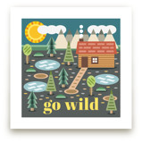 Go Wild! by Amy Mullen