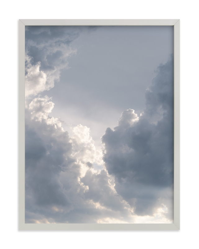 """""""Purling Sky"""" by Courtney Crane in beautiful frame options and a variety of sizes."""