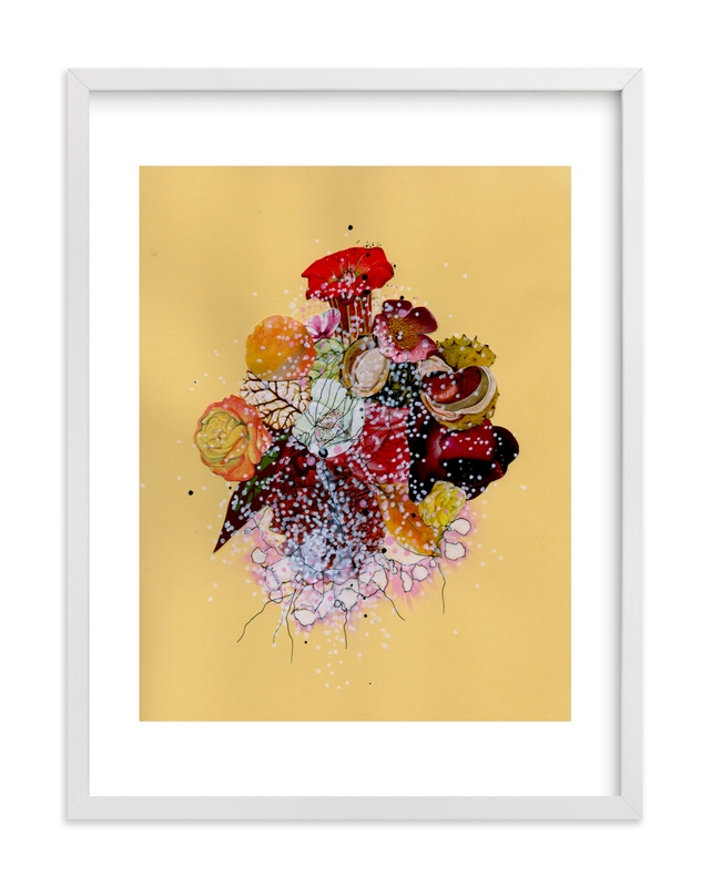 """""""Jupiter's Jonquil"""" by Jenny Brown in beautiful frame options and a variety of sizes."""