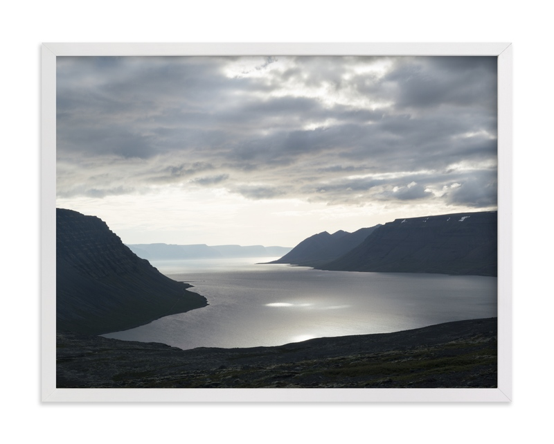 """""""Fjord"""" by Tommy Kwak in beautiful frame options and a variety of sizes."""