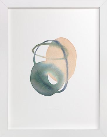 earth sea flesh #2 Art Print
