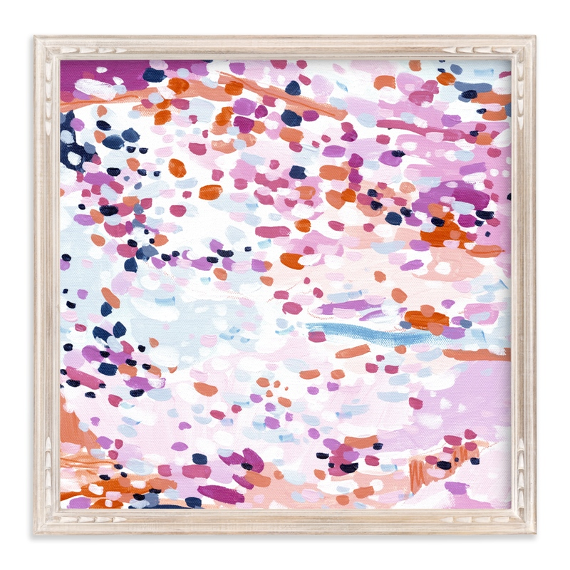"""Lovely in Color"" by Katie Craig in beautiful frame options and a variety of sizes."
