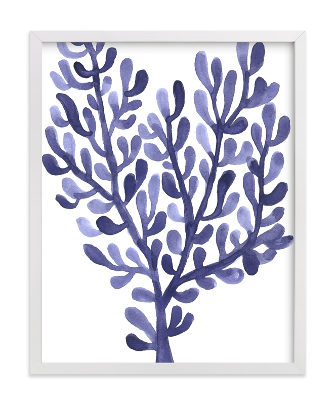 """""""Sea Botanicals IV"""" by Luz Alliati in beautiful frame options and a variety of sizes."""