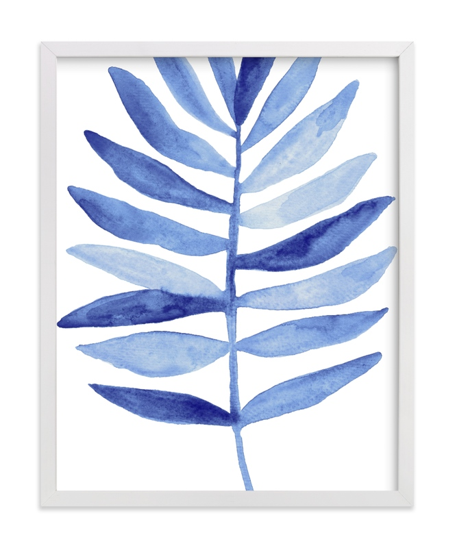 """""""Sea Botanicals VI"""" by Luz Alliati in beautiful frame options and a variety of sizes."""