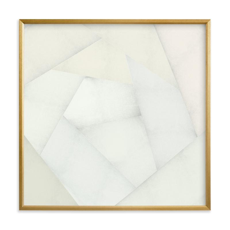 quilt block 04 Art Print
