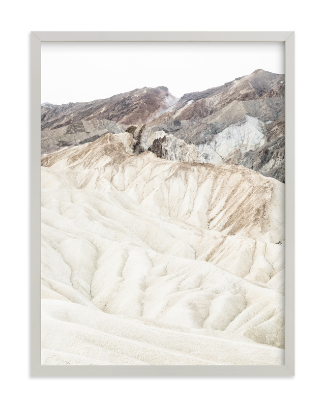 """""""White Canyon 5"""" by Kamala Nahas in beautiful frame options and a variety of sizes."""