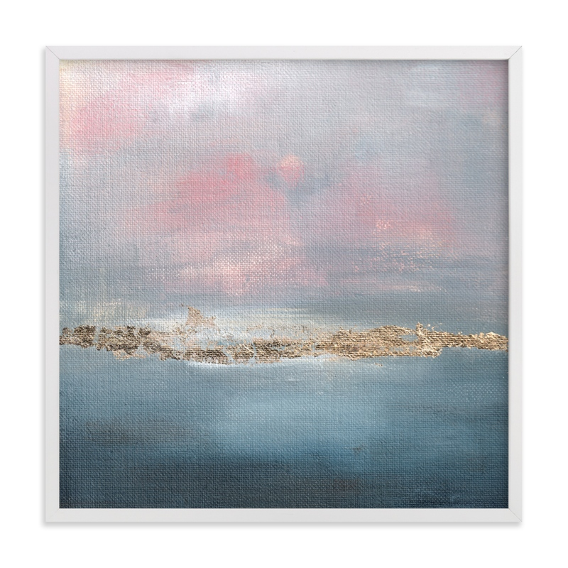"""Deep Exhale"" by Nicole Walsh in beautiful frame options and a variety of sizes."