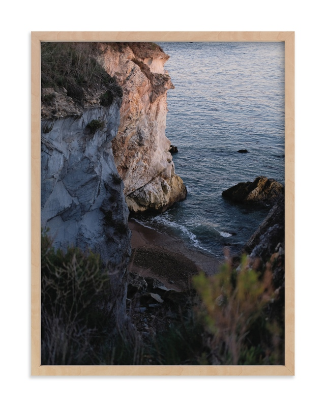"""Shell Beach no. 1"" by Krissy Bengtson in beautiful frame options and a variety of sizes."