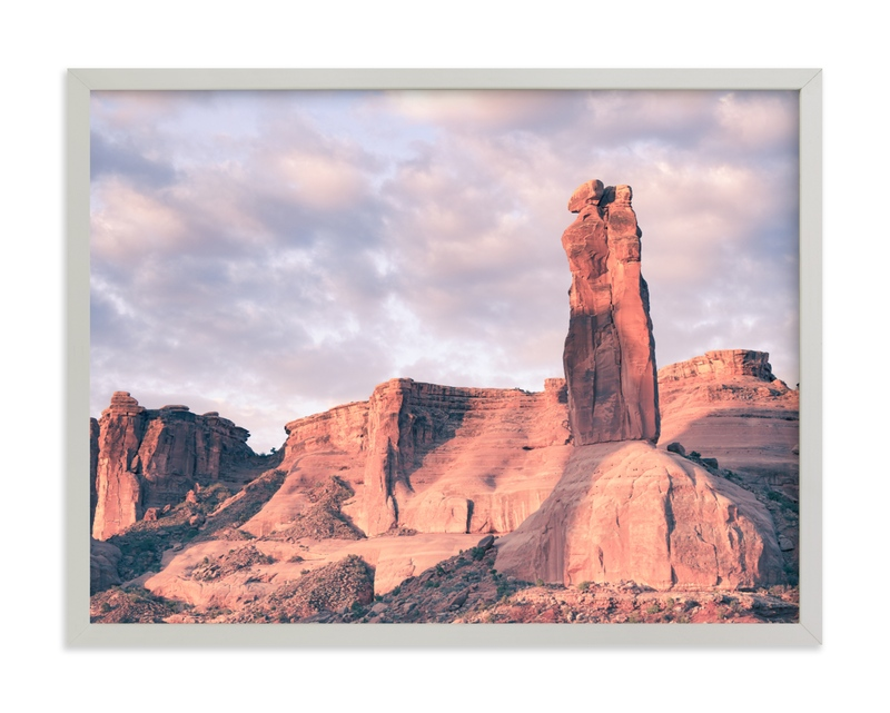 """""""The Gathering"""" by Courtney Crane in beautiful frame options and a variety of sizes."""