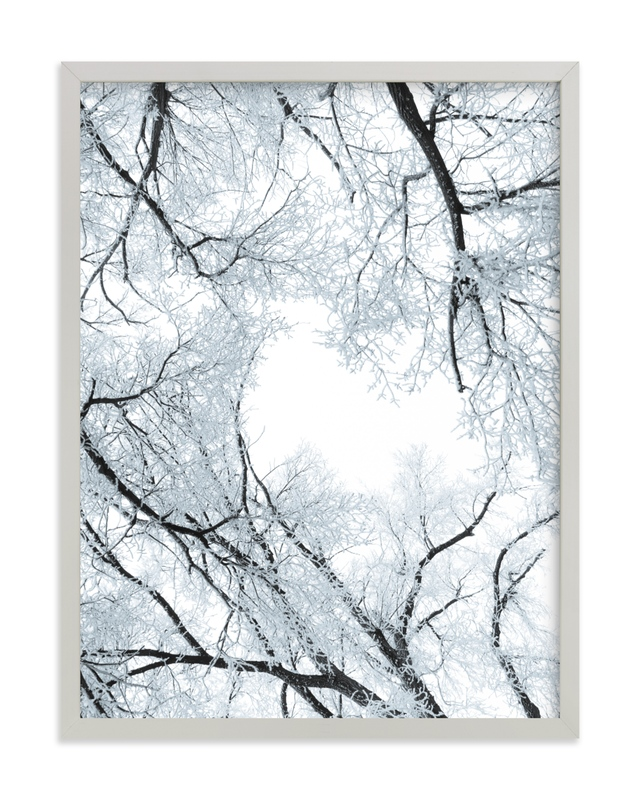 """""""Winter's Dance No. 1"""" by Courtney Crane in beautiful frame options and a variety of sizes."""