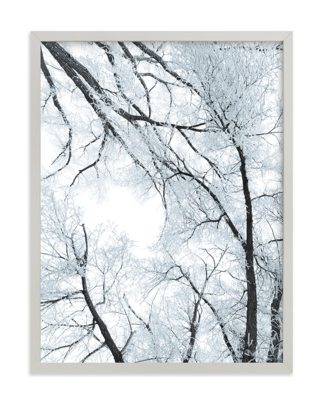 """""""Winter's Dance No. 2"""" by Courtney Crane in beautiful frame options and a variety of sizes."""