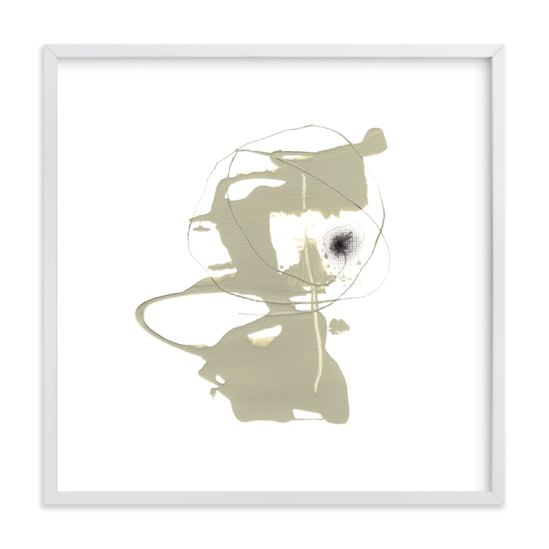 """Qubit"" by Misty Hughes in beautiful frame options and a variety of sizes."