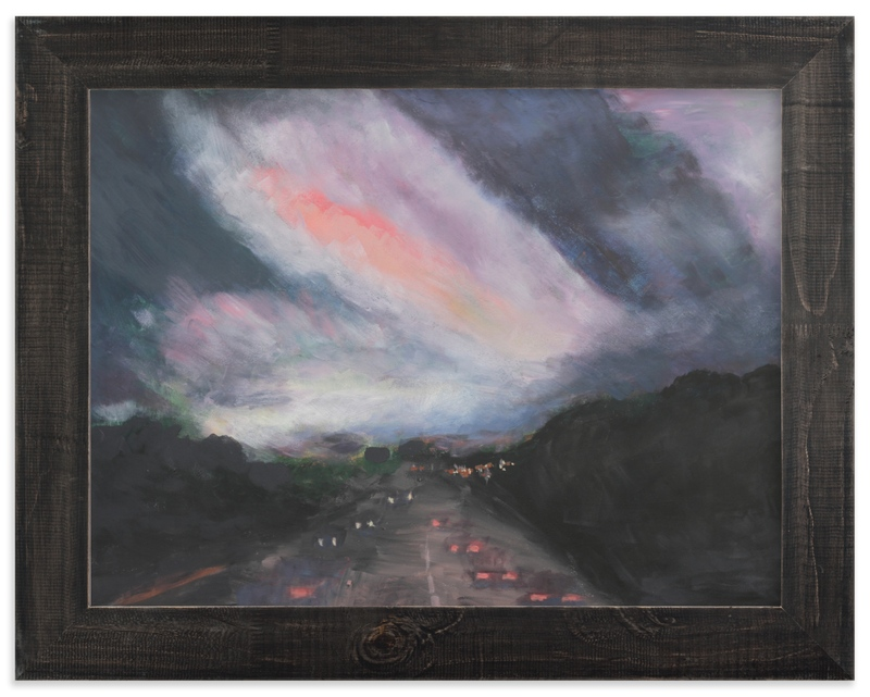 """Nightrider"" by Susanna Nousiainen in beautiful frame options and a variety of sizes."