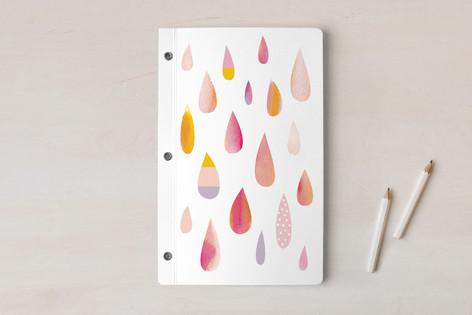 Petal Drop Notebooks