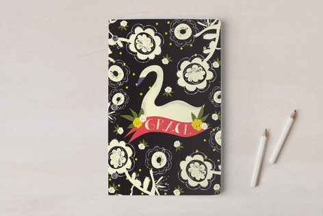 SWAN SPIRIT ANIMAL Notebooks