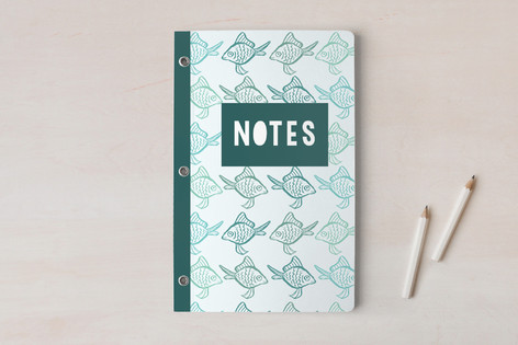Goldfish Notebooks