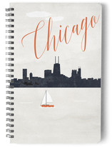 Chicago Notebook by Elky Ink