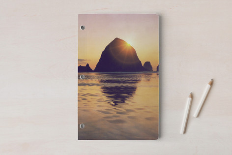 Cannon Beach Sunset Notebooks