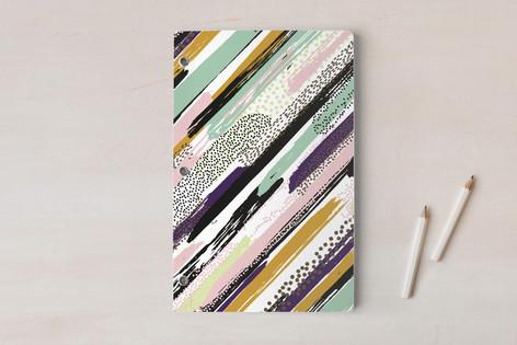 Sketchy Hand Strokes Notebooks