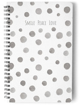 Spotty Grey by Smile Peace Love