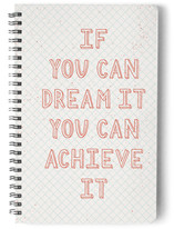 Dream It, Achieve It by Amber Barkley