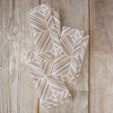 Herringbone Diamonds by Amber Barkley