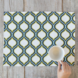 Summertime Lemonade Self-Launch Placemats