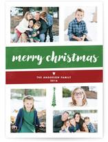 Merry Christmas card by Kristiina Almy