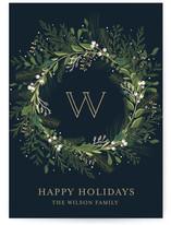 Monogrammed Wreath by Susan Moyal
