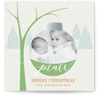 Peacefulness Custom Selflaunch Stationery