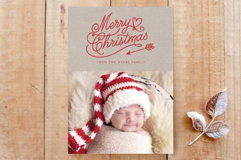 Sweet Christmas Custom Stationery