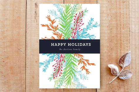 Holiday Ornaments Custom Stationery