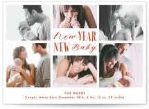 New Year New Baby by Haley Warner