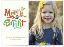 Merry + Bright Holiday... by Three Kisses Studio