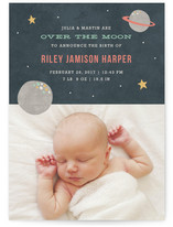 Over the Moon Birth Ann... by Amber Barkley